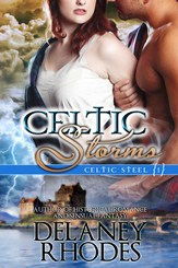 More Magical 4 Star Reviews of Celtic Storms by Delaney Rhodes